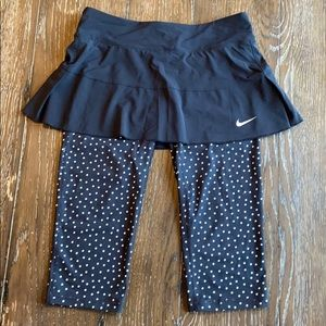 Nike DRI-FIT skirt/leggings combo -Size M
